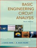 Basic Engineering Circuit Analysis, Nelms, R. Mark and Irwin, J. David, 0470128690