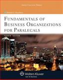 Fundamentals of Business Organizations for Paralegals, Bouchoux, Deborah E., 1454808691