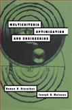 Multicriteria Optimization and Engineering, Statnikov, Roman B. and Matusov, J. B., 1461358698