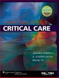 Civetta, Taylor and Kirby's Critical Care, Gabrielli, Andrea, 0781768691
