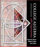 College Algebra and Trigonometry, Bylee Barnett, Ziegler, 0072368691