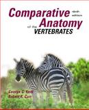 Comparative Anatomy of the Vertebrates, Kent, George C. and Carr, Robert K., 0073038695