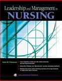 Leadership and Management in Nursing, Finkelman, Anita Ward, 0131138693