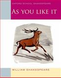 As You Like It, William Shakespeare and Roma Gill, 0198328699
