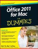Office 2011 for Mac for Dummies, Bob LeVitus, 047087869X