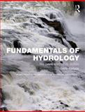 Fundamentals of Hydrology, Davie, Tim and Quinn, Nevil, 0415858704
