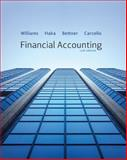 Financial Accounting, Williams, Jan R. and Bettner, Mark, 0077328701