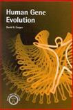 Human Gene Evolution 9780121878702