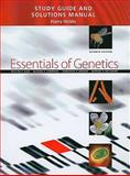 Study Guide and Solutions Manual for Essentials of Genetics, Klug, William S. and Cummings, Michael R., 032161870X
