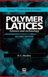 Polymer Latices : Science and Technology, Blackley, D. C., 0412628708