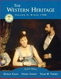 The Western Heritage Vol. C : Since 1789, Kagan, Donald, 0131828703