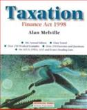 Taxation : British Finance Act, 1998, Melville, Alan, 027363870X