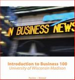Introduction to Business 100 for University of Wisconsin Madison, Kimmel, Paul D. and Weygandt, Jerry J., 0470568704
