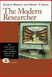 The Modern Researcher, Graff, Henry and Barzun, Jacques, 0495318701
