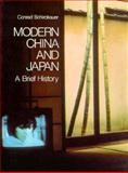 Modern China and Japan : A Brief History, Schirokauer, Conrad, 0155598708