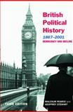 British Political History, 1867-2001 9780415268707