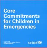 Core Commitments for Children in Emergencies,, 928063870X