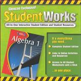 Glencoe Algebra 1, StudentWorks, McGraw-Hill Staff, 0078668700