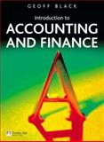 Introduction to Accounting, Black, Geoff, 0273688707