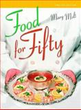 Food for Fifty, Molt, Mary, 0131138715
