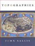 Topographies, Sallis, John, 0253218713