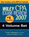 Wiley CPA Exam Review 2007, Delaney, Patrick R. and Whittington, O. Ray, 0471798711