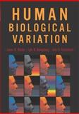 Human Biological Variation, Mielke, James H. and Konigsberg, Lyle W., 0195188713