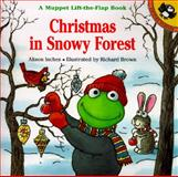 Christmas in Snowy Forest, Alison Inches, 0140558713
