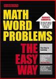 Math Word Problems the Easy Way, David Ebner, 0764118714