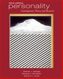 Personality : Contemporary Theory and Research, Winstead, Barbara A. and Jones, Warren H., 0534598714