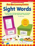Shoe Box Learning Centers - Sight Words, Ada Goren, 054524871X