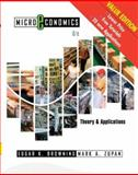 Microeconomic Theory and Applications, Browning, Edgar K. and Zupan, Mark A., 0471678716