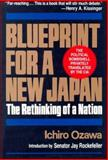 Blueprint for a New Japan 9784770018717