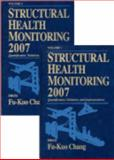 Structural Health Monitoring 2007 : Proceedings of the Sixth International Workshop on Structural Health Monitoring, Fu-Kuo Chang, 1932078711