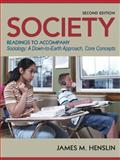 Society : Readings to Accompany Sociology, Henslin, James M., 0205578713