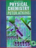 Physical Chemistry, Atkins, Peter, 0716728710