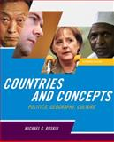 Countries and Concepts : Politics, Geography, Culture, Roskin, Michael G., 0205778720