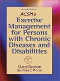 ACSM's Exercise Management for Persons with Chronic Diseases and Disabilities, Durstine, Larry J., 0736038728