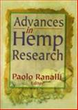 Advances in Hemp Research, Paoli Ranalli, 1560228725