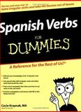 Spanish Verbs for Dummies, Cecie Kraynak, 0471768723