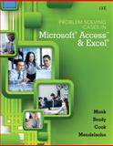 Problem Solving Cases in Microsoft Access and Excel 13th Edition