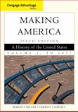Making America - To 1877, Berkin, Carol and Miller, Christopher, 0840028725