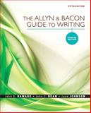 The Allyn and Bacon Guide to Writing, Ramage, John D. and Bean, John C., 0205598722