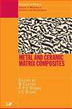 Metal and Ceramic Matrix Composites, , 0750308729