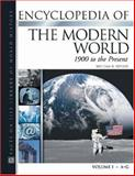 The Encyclopedia of the Modern World Set : 1900 to the Present, Keylor, William R. and McGuire, Michael, 081604872X