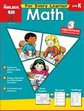 For Every Learner, The Mailbox Books Staff, 1562348728