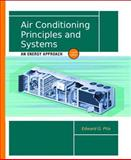 Air Conditioning Principles and Systems : An Energy Approach, Pita, Edward G, 0130928720