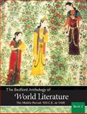 The Bedford Anthology of World Literature Bk. 2 : The Middle Period, 100 C. E. -1450, Davis, Paul and Crawford, John F., 0312248725