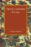 Church, Continuity and Unity, Burn-Murdoch, H., 1107458722