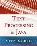 Text Processing in Java, Mitzi Morris, 0988208725